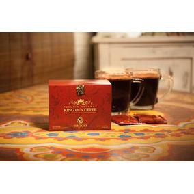 Café Gourmet Premium King Rey Orgánico Ganoderma Organo