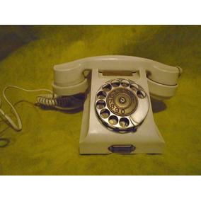 Antiguo Teléfono L.m. Ericsson