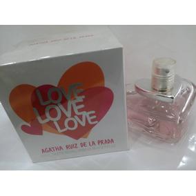 Perfume Love Agatha Ruiz De La Prada Dama Original 80ml