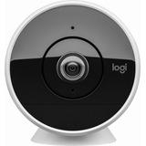 Camara Logitech Circle 2 Interior/exterior 1080p Wifi Blanca