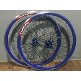 Par De Rines De Bicicleta 26 Aerodinamicos Aluminio