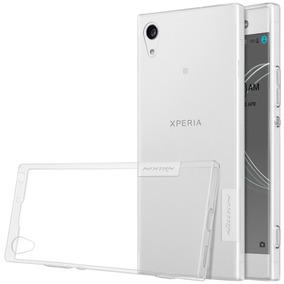Sony Xperia Xa1 Ultra - Nillkin Funda Nature Tpu Flexible
