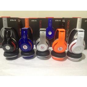 Audifonos Inalambricos Beats Stn-16 Wireless Bluetooth / Mp3