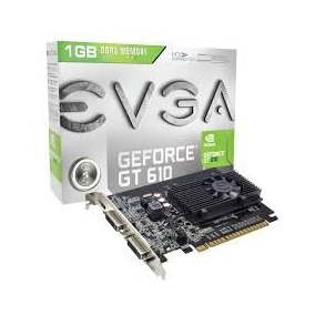 Tarjeta De Video Evga Geforce Gt 610 1gb Ddr3