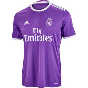 Jersey Playera adidas Del Real Madrid De Niño Morada Remate¡ b5ca2de4af7b0