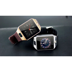 23 Unidades Relogio Celular Dz09 Chip Cartão Smart Watch