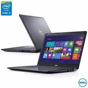 Notebook Dell, Intel® Core I5 - 5200u, 4 Gb, 500 Gb