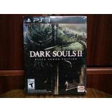 Dark Souls 2 Black Armor Edition Fisico Ps3 Nuevo Sellado