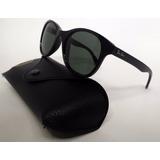 Gafas, Lentes Sol Ray Ban 4203 601 Black / Green 51mm Italia