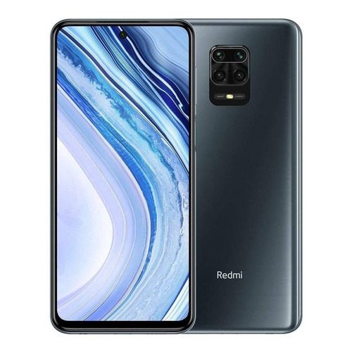Xiaomi Redmi Note 9 Pro (64 Mpx) Dual SIM 128 GB cinza-interestelar 6 GB RAM
