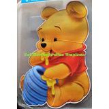 Pooh Whinnie Stickers Cotillon Souvenirs Decoracion