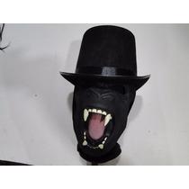 Mascara Macaco Gorila Cartola Festa Halloween Freddy Jason