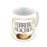Caneca Ferrero Rocher Pascoa Presente + Caixinha