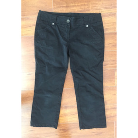 45ac670490b Pantalon Benetton Negro Talla 48 - Vestuario y Calzado en Mercado ...