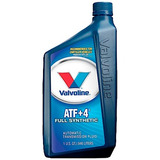 Aceite Transmision Automatica Valvoline Atf +4 - Sintetico