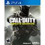 Call Of Duty Infinity Warfare Ps4 Cd Fisico Original Canje