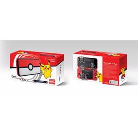 Nintendo New 2ds Xl Edition Pokéball Pokemon Pronta Entrega