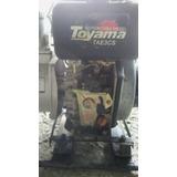 Motobomba Disel Toyama Tae3cs 3x3 6hp L Al 100%