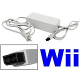 Consola De Juegos Nintendo Wii Fuente De Alimentación De Pa