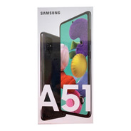 Samsung Galaxy A51 128gb / 4gb Ram Nuevo 12 Ctas Phone Store