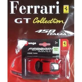 Ferrari 458 Italia.fasc12 Colección De Clarin