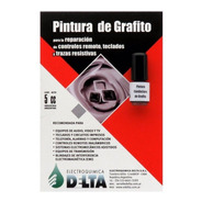 Pintura Grafito Conductora 5cc Resistiva Delta Circuitos