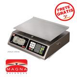 Balanca Eletronica Digital 20kg Magna Lpcr20 Bateria