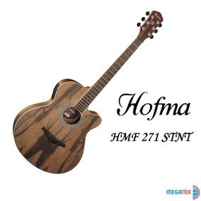 Violão Elétrico Acústico Hofma By Eagle Hmf 271 Stnt