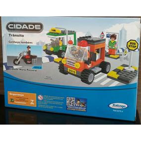 Lego Cidade Transito 196 Peças