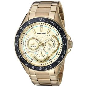 Reloj Armitron 20/5197chgp 46mm *jcvboutique*
