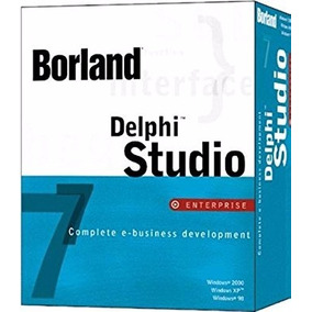 Delphi 7 Enterprise + Nota Fiscal ( Preço Promocional )