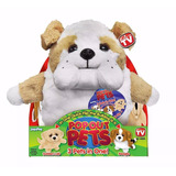 Peluche Pop Out Pets 3 Mascotas En 1 Reversible Perros