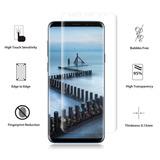Pelicula Gel Samsung S9+ Plus Tela 6,2 - Extremamente Fina