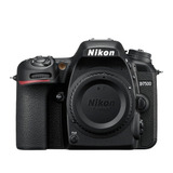 Cuerpo De Camara Digital Nikon D7500 4k 20.9 Megapixeles