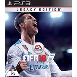 Fifa 18 Digital Ps3 Entrega Inmediata + Obsequio Psn Store