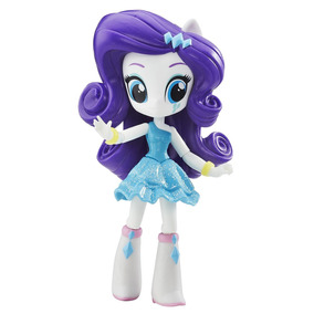 My Little Pony - Boneca Mini Equestria Girls - Rarity B7789