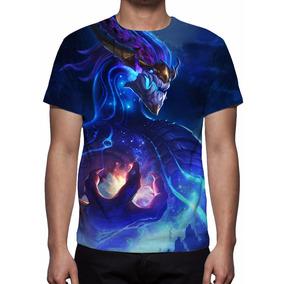 Camisa, League Of Legends - Aurelion Sol - Frete Grátis