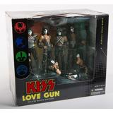 ***kiss Love Gun Box Set Mcfarlane!***