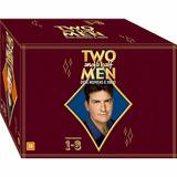 Coleção Two And A Half Men 8 Temporadas (28 Dvds Originais)#