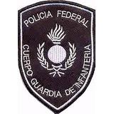 Guardia De Infanteria P.f.a.parche + Cucarda