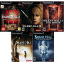 Saga De Silent Hill Para Ps2