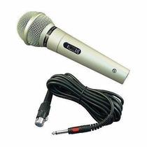 Microfone Com Fio Mud 515 600ohms