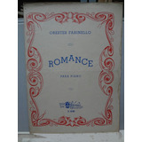 Partitura Piano - Romance - Orestes Farinello