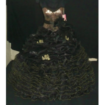 Oferta Vestido De Quince Xv Años Nuevo Color Negro