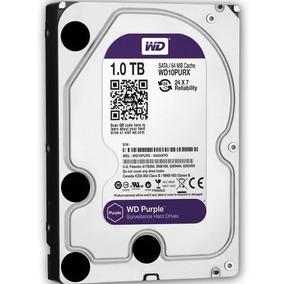 Disco Rigido 1tb Purple Western Digital