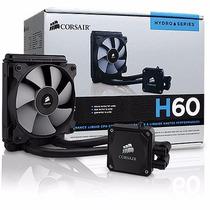 Water Cooler Corsair Hydro H60 Radiador 120 Mm High Perfomac