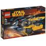 Lego Star Wars: Jedi Starfighter Y Vulture Droi Envío Gratis