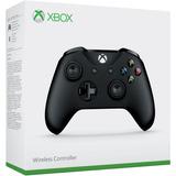 Joystick Control Xbox One S Negro Wireless Microsoft Mando