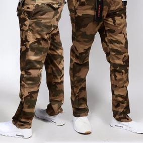 Pantalones Combat Cargo Camuflados Jean Militares Originales