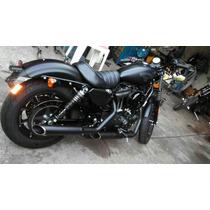 Escapamento Esportivo Ponteira Harley Davidson 883 E 1200